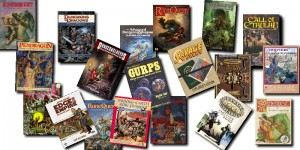 RPG / Boardgames @ Table 1