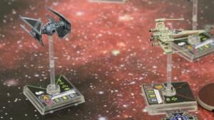 x-Wing ships
