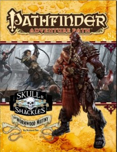 Pathfinder Skull & Shackles RPG @ TABLE 3