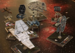 z all ships X-wing