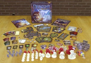 Descent 2 Boardgame Campaign @ Table 3
