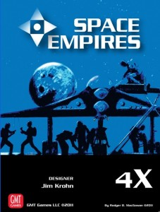 Space Empires 4X Boardgame @ Table 2