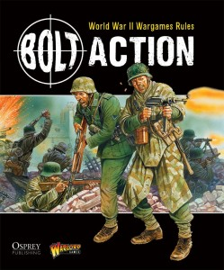 Bolt Action WW2 28mm Skirmish @ Table 4