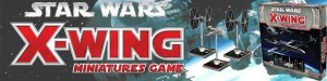X-Wing Miniatures: Small Ship League in an Evening @ Table 1