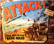 ATTACK the Boardgame @ Table 3
