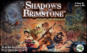 Shadows of Brimstone City of the Ancients Campaign @ Table 2