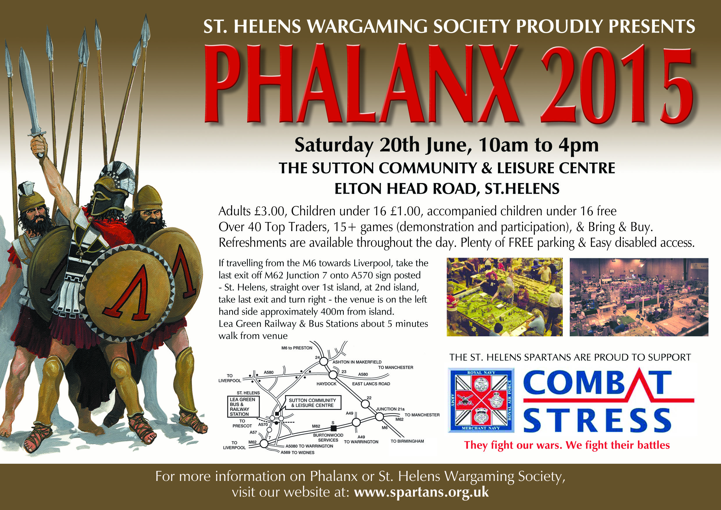 Phalanx 2015