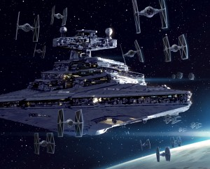Star Wars Armada @Table 2