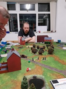 Pickett's Charge ACW Game @ Table 1