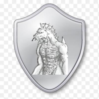 Lizardman Shield