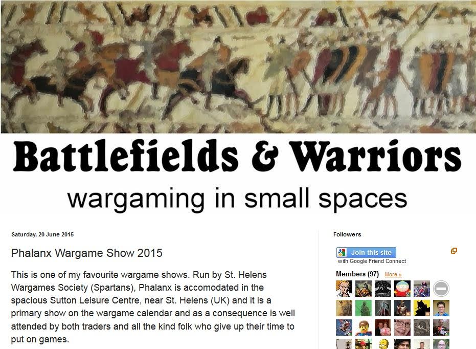 Battlefields & Warriors