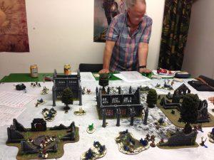 Skirmish Wargames Night