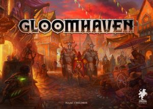 Gloomhaven - Second Edition @ Table 3